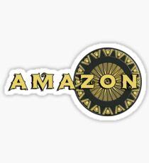 Amazon with Shield Sticker