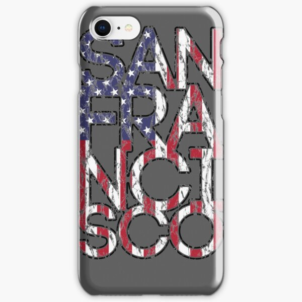 US Flag City - San Francisco iPhone Snap Case