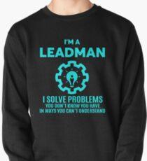 LEADMAN - NICE DESIGN 2017 Pullover