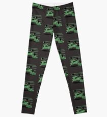 super mario matrix Leggings