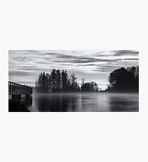 Ostrogoth - black edition Photographic Print