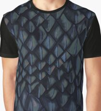 Game of Thrones - Grey Dragon Scales Graphic T-Shirt