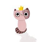 King Kitten  by volkandalyan
