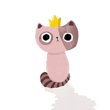 King Kitten  by volkandalyan