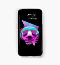 80's sloth funny crazy awesome retro Samsung Galaxy Case/Skin