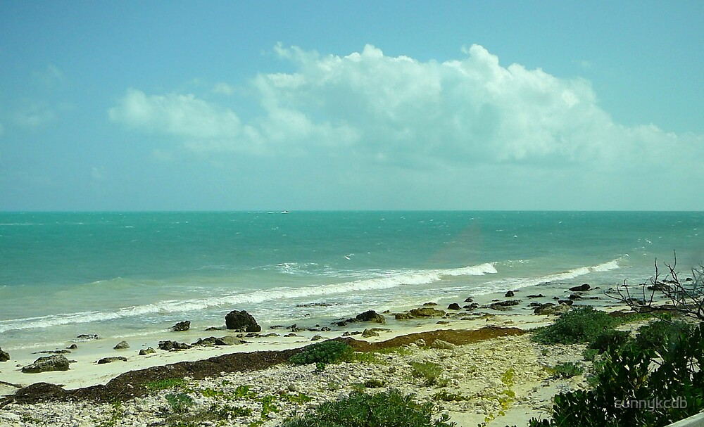 Key West Beach by sunnykcdb