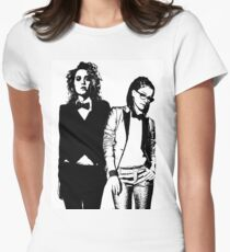 Cophine Orphan black Women's Fitted T-Shirt