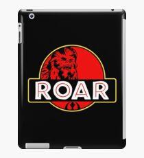 Roar Park funny tv show movie parody old classic  iPad Case/Skin