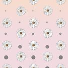 Daisy and Polka Dots by VMDolphin