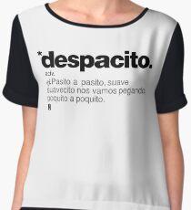 Despacito Women's Chiffon Top