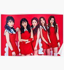 Red Velvet - Crimson Poster