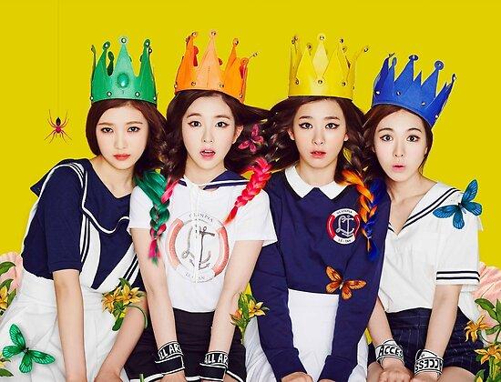 Red Velvet by XJxZxRX