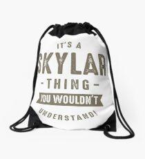 Skyler Thing Drawstring Bag