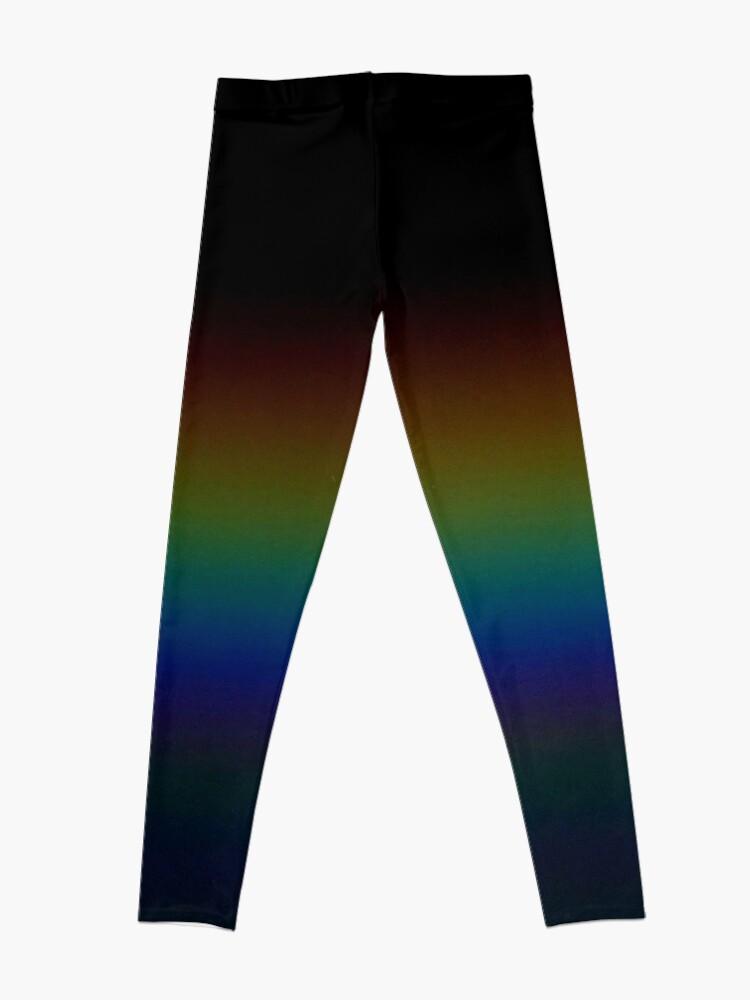 Alternate view of Rainbow refraction Leggings