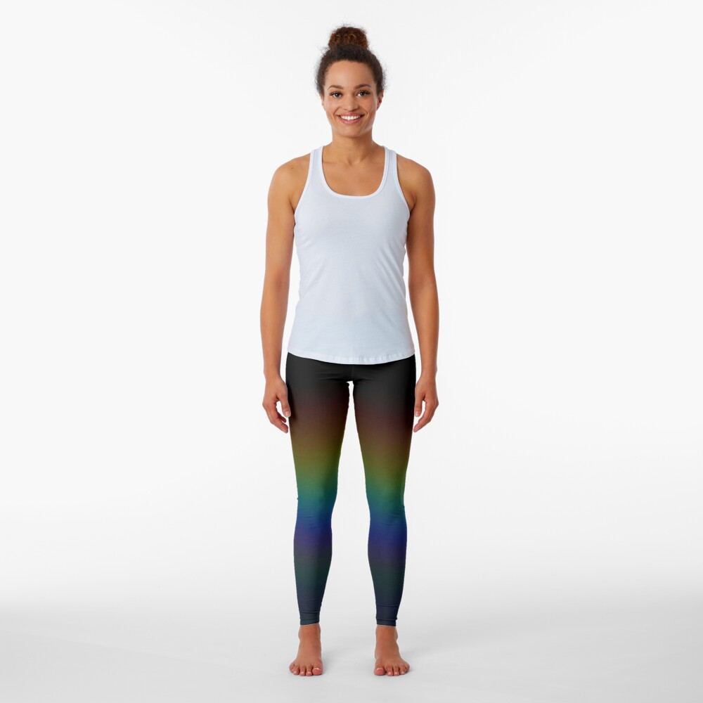Rainbow refraction Leggings