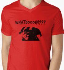 Moose - What Doing? Dog T-Shirt