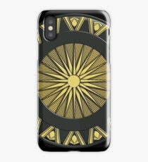 Diana's Shield iPhone Case