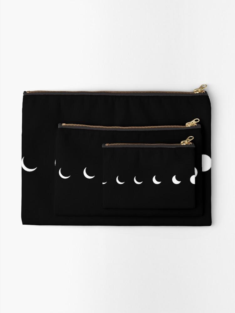 Alternative Ansicht von Mond Täschchen