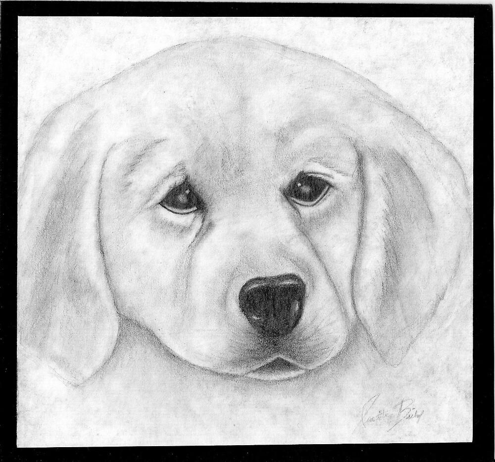 Pup by Juanita Bishop