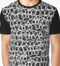Hand-drawn doodles Graphic T-Shirt