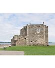 Blackness Castle ,( Fort George in Outlander )  Scotland by David Rankin