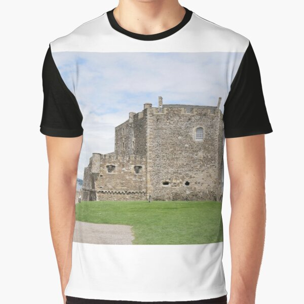 Blackness Castle ,( Fort George in Outlander )  Scotland Graphic T-Shirt