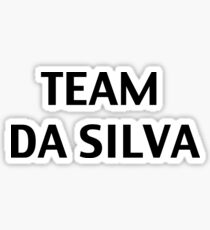 Team Da Silva Sticker