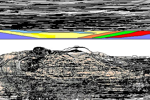 sky weave 7 by mhkantor