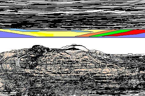 sky weave 3 by mhkantor