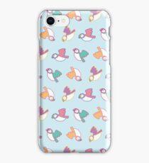 Puffins! iPhone Case/Skin