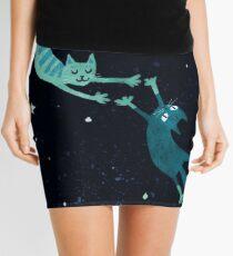 Minifalda Ama a los gatos
