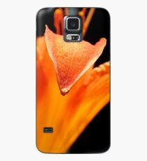 Orange DayLily    ^ Case/Skin for Samsung Galaxy