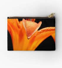Orange DayLily    ^ Studio Pouch