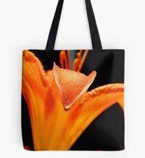 Orange DayLily    ^ Tote Bag