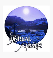 Unreal Nights Photographic Print