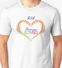 Family Kid Love T-Shirt