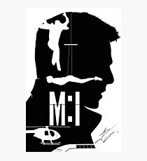 Mission: Impossible Photographic Print