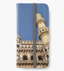 Charminar, Hyderabad, India iPhone Wallet/Case/Skin