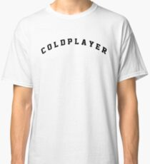 I'm Coldplayer Classic T-Shirt