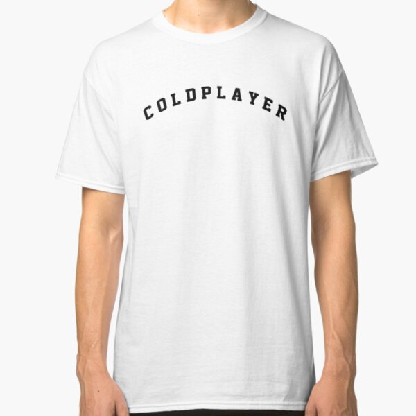 I'm Coldplayer Classic T-Shirt