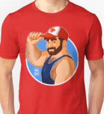 ADAM LIKES BASEBALL CAPS T-Shirt