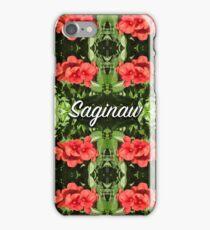 Saginaw Flowers iPhone Case/Skin