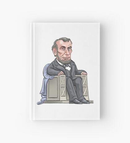 President Abraham Lincoln Hardcover Journal