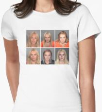 LINDSAY Women's Fitted T-Shirt