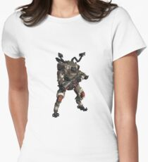 BT Tailliertes T-Shirt
