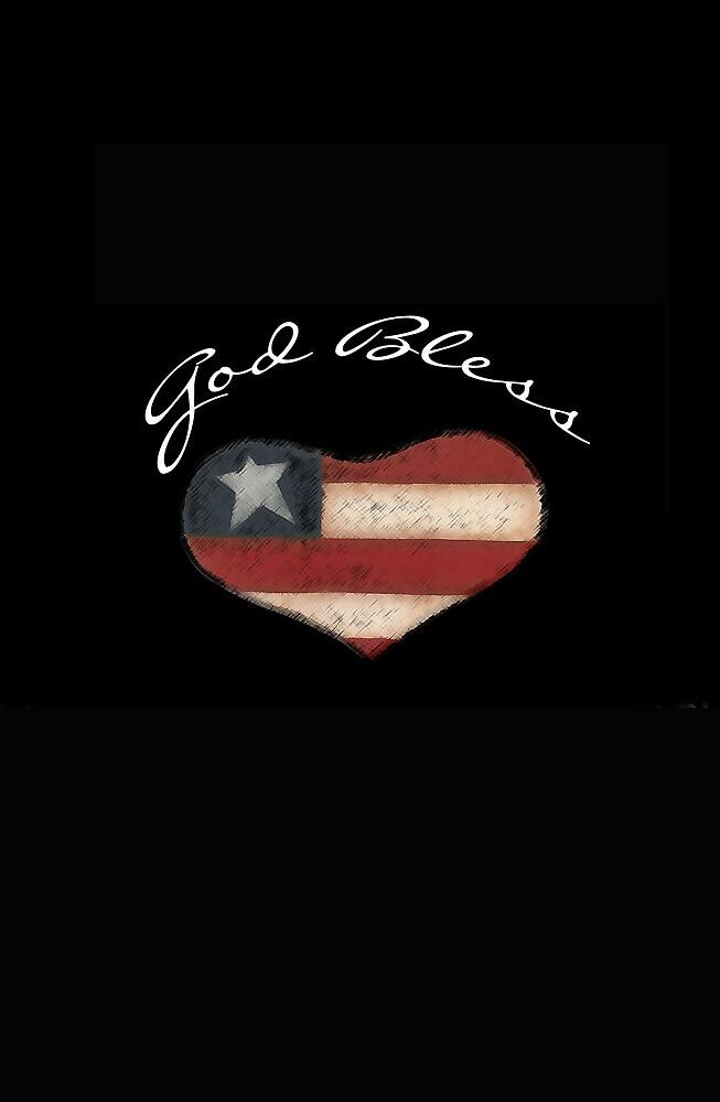 America by Juanita Bishop