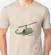 Huey helicopter T-Shirt
