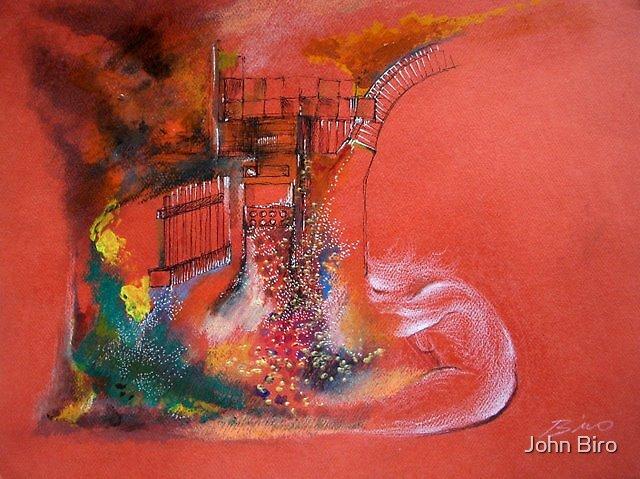 magic by John Biro