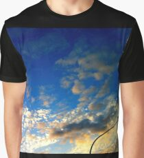 Green Light to Reach the Sky Graphic T-Shirt