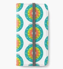 Circle of Fifths iPhone Wallet/Case/Skin